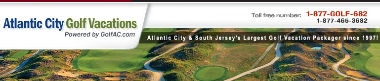 Atlantic City Golf Packages powered by GolfAC.com